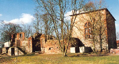 Wasserburg in Gerswalde
